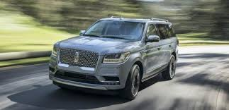 Lincoln Aviator at the New York Auto Show